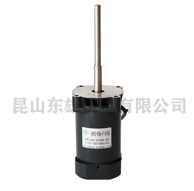 常熟90W高温长轴电机
